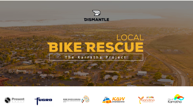BikeRescue Local coming to Karratha Region